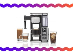 Step up your caffeine game with this Ninja Coffee Bar system