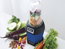 Slice and dice to a consistent blend with the $29 Nutri Ninja Pro Deluxe