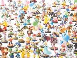 Mix-and-match amiibo and games during Target's Buy Two, Get One Free sale