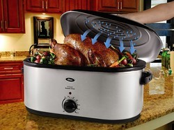 Get cooking with this $38 Oster Roaster Oven from Amazon