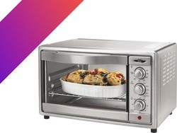 Get an even cook every time with this $50 Oster Toaster Oven
