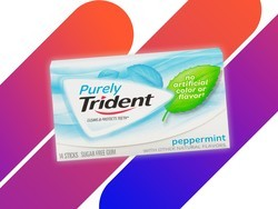 Grab a free pack of Purely Trident gum at 7-11
