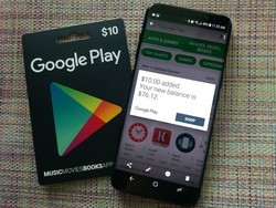 Grab a $50 Google Play Gift Card for just $45 at Amazon