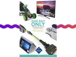 This one-day sale at Sam's Club Nov 11 has deals Black Friday won't beat