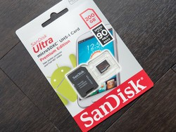 These SanDisk microSD cards are deeply discounted for only a few more hours