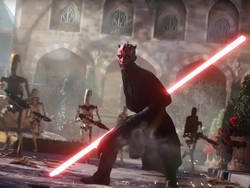 Join the dark side in Star Wars Battlefront II for free this weekend