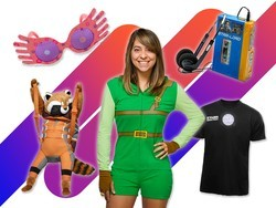 Get spooky with up to 75% off pop culture Halloween costumes & decorations
