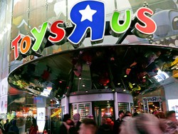 Get a free $25 Toys R Us gift card with orders over $100