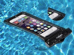 Keep your smartphone safe in the water with this $2 waterproof dry bag case