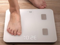 This $23 digital Bluetooth bathroom scale is down to its lowest price ever