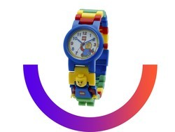 This $15 buildable Lego watch for kids would make a great stocking suffer