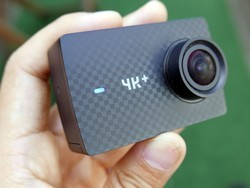 The Yi 4K+ action camera is down to $255, its lowest price ever