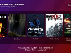 Download new games for free every month through Twitch Prime