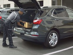 Amazon Key's new service delivers your packages straight to your car