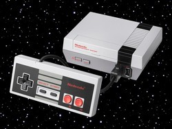 Nintendo's NES Classic Edition console returns to stores this week!