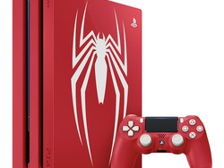 Pre-order the 'Amazing Red' PlayStation 4 Pro featuring Spider-Man