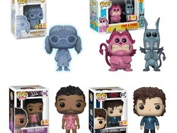 Don't miss these exclusive Funko POPs releasing in celebration of SDCC 2018