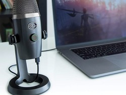 Create some content with the Blue Yeti Nano USB mic on sale for $60