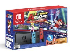 This Nintendo Switch bundle was announced just in time for the holidays