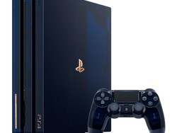 Every 500 Million Limited Edition PlayStation Pro 4 will be unique