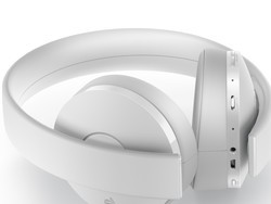 The PlayStation Gold wireless headset now comes in White