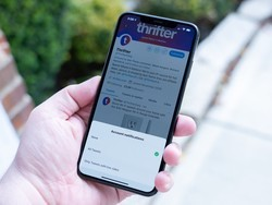 Don't miss any Black Friday deals by using Thrifter's Twitter notifications