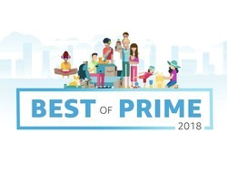 Amazon's Best of Prime 2018 reveals the year's best-selling products