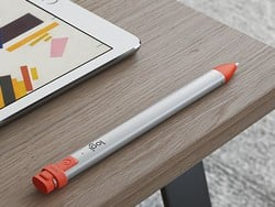 The Logitech Crayon stylus for iPad is yours at 50% off today