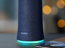 The powerful Soundcore Flare Bluetooth Speaker is down to its best price