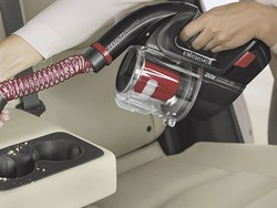 Save 50% on the Bissell cordless hand vacuum and clean out your car
