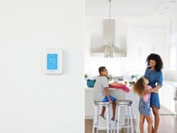 The Honeywell T9 smart thermostat on sale for $140 includes a room sensor