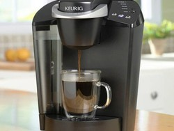 Time to wake up with a Keurig single serve coffee maker on sale for $70