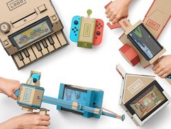 These Nintendo Switch Labo deals score you various kits for just $20
