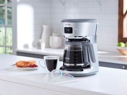 Save 50% on Mr. Coffee's Easy Measure Programmable Coffee Maker today only