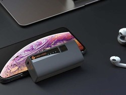The $10 Novoo portable charger has USB-C Power Delivery and Quick Charge