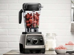 Make some smoothies with a 64-ounce Vitamix blender on sale for $400