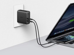 Power up faster with Aukey's 63W USB-C PD wall charger at $15 off