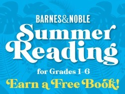 Kids can complete the Barnes & Noble Summer Reading Journal for a free book