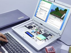 Back the CrowPi2 for $170 and get a laptop dedicated to STEM education