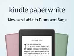 Amazon Kindle Paperwhite gets new Plum and Sage color options