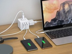 This tiny, surge-protecting USB power strip is down to just $14 at Amazon
