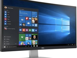 Dell's curved UltraSharp 34-inch monitor is down to $615 with a $100 card