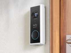 See who's knocking with Eufy's battery-powered 2K video doorbell at $56 off