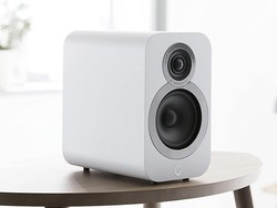 Enhance your sound with the Q Acoustics 3020i bookshelf speakers for $268
