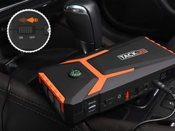 Charge your phone or your car with Tacklife's T8 jump starter down to $48
