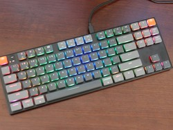 Keychron K1 review: A slim mechanical keyboard designed for everyone