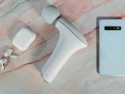This SKG F5 massage gun deal can ease your post-workout aches and pains