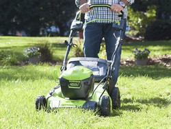Do some yard work with Greenworks power tools on sale for as low as $49