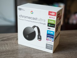 Pick up a Chromecast Ultra for $10 off at select retailers right now