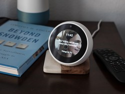 Amazon's Echo Spot is down to just $30 today only